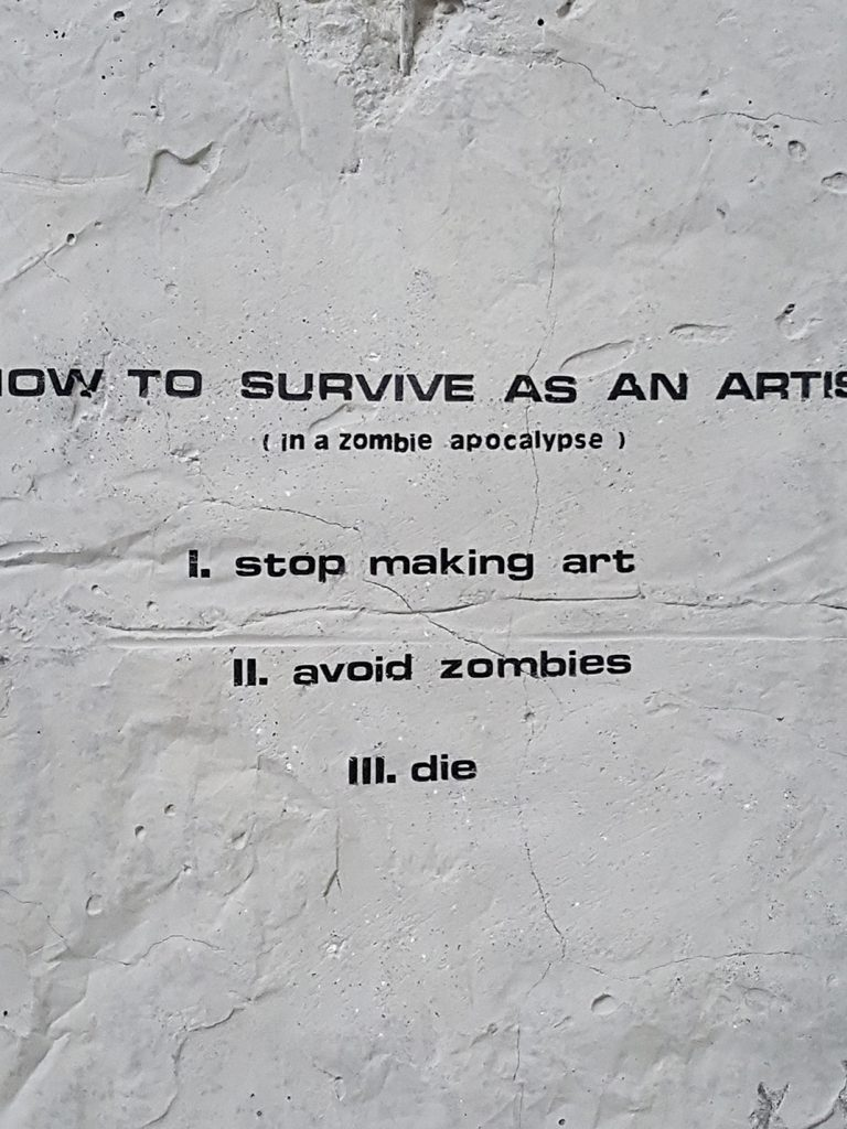 How to Survive / 2018